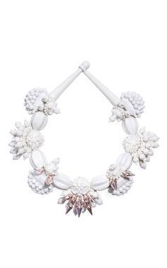Barbary Coast Necklace by Ek Thongprasert Now Available on Moda Operandi