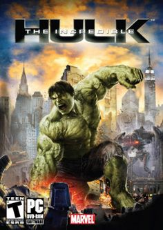 The Incredible Hulk PC Game Free Download