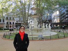 Praça da Constituição, no centro de Montevidéu.
