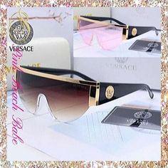 Sunglasses – The Fashion Mart Uv Sunglasses, Versace Sunglasses, Summer Sunglasses, Sunglasses Accessories, Women's Accessories, Versace Jeans Couture, Versace Fashion, Sunglasses Women Designer