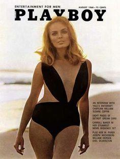Vintage Playboy Cover 1968