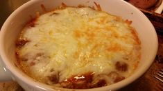 Lil' Pot Lasagna #Cooking for two #justapinchrecipes