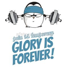 Pain Is Temporary, Glory Is Forever! T-Shirt or Tank