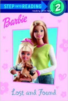 Barbie: Lost and Found (Step-Into-Reading, Step 2): Golden Books: 9780307262196: Amazon.com: Books