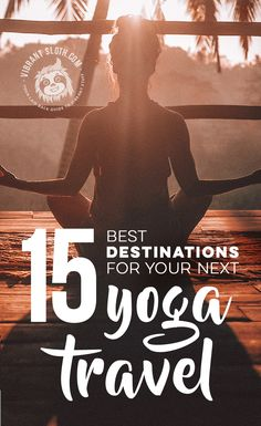 When planning your next trip, add some spiritual touch to it! Travel Blog, Travel Advice, Travel Guides, Travel Tips, Travel Info, Easy Meditation, Guided Meditation, Yoga For Weight Loss, Weight Loss Plans