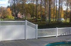 Bildresultat för staket insynsskydd