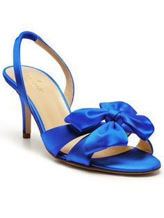 blue heel, Cute.