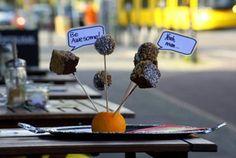 """Berlínská restaurace Fast Rabbit je prý """"gastronomické nebe"""" pro milovníky vegetariánského fast foodu (pokud něco takového tedy existuje) a..."""