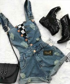 Cute fashion outfits ideas – Fashion, Home decorating Teen Fashion Outfits, Mode Outfits, Grunge Outfits, Cute Fashion, Outfits For Teens, Summer Outfits, Girl Outfits, Womens Fashion, Girl Fashion