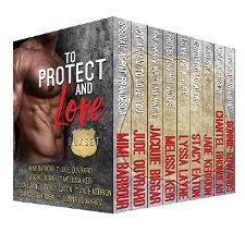 To Protect and Love by Mimi Barbour, Judy Ouvard, Jacquie Biggar, Melissa Keir, Lyssa Layne, Stacy Eaton, Jade Kerrion, Chantel Rhondeau, & Bonnie Edwards #ad http://amzn.to/1rt4lhb