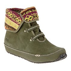 """Ahnu """"Himalaya"""" Ankle Boots in Forest Night"""