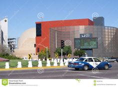 Tijuana Cultural Center in Zona Rio in the city of Tijuana in Mexico