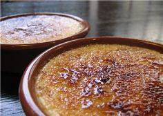 Crème Brûlée: das beste Rezept - Less is more (recipes) / Recettes minimalistes - Desserts Français, Single Serve Desserts, Thermomix Desserts, Elegant Desserts, Dessert Recipes, Creme Brulee Cheesecake, Cream Brulee, Dessert Restaurants, Brulee Recipe