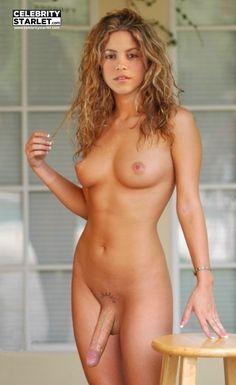 Nude Celeb Shakira is a Hot Naked Shemale with Big Cock - Fake Celebrity Shemale & Futanari Pics - Celebrity Starlet