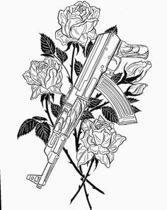 – - Everything About Manga Flash Art Tattoos, Body Art Tattoos, Sleeve Tattoos, Tattoo Design Drawings, Tattoo Sketches, Art Sketches, Art Drawings, Tattoo Designs, Gangsta Tattoos