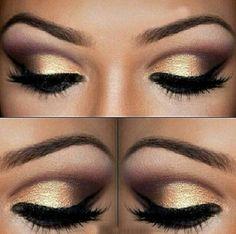 Gold n Purple