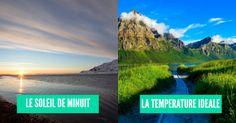 Top 10 des raisons de partir en Scandinavie cet été faire du Nord le plus bel endroit sur terre