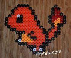 Pokemon Fun with Simbrix. Who was your starter Pokemon? Pokemon Charmander, Nintendo Pokemon, Passion, Beads, Halloween, Fun, Decor, Beading, Decoration