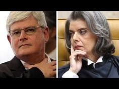 Cármen Lúcia e Janot se unem contra ministros do STF que querem adiar ho...