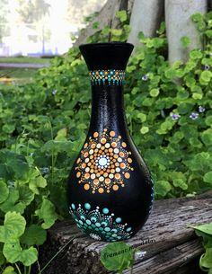 Mandala Flower vase
