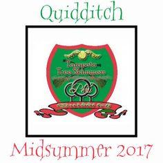Quidditchc - Tarapoto Tree Skimmers Badge