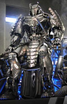 Ninja Armor, Sci Fi Armor, Samurai Armor, Silver Samurai, Marvel Villains, Marvel Characters, Marvel Movies, Robot Concept Art, Armor Concept