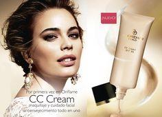 Nueva CC Cream Giordani Gold