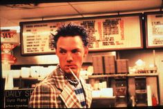 SLC Punk... I liked this movie over all but unless you were born in Salt Lake before 1975 I don't think you'll really ever understand it.
