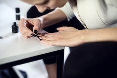 sensationail gel nail polish kit review blogger norway scandinavia at home gel nails