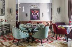 Кафе-кондитерская в Челябинске | AD Magazine