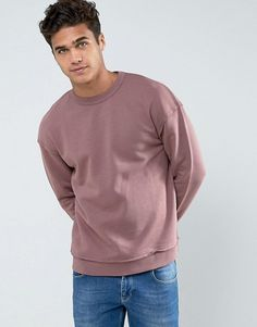 Jack & Jones Originals Sweatshirt With Drop Shoulder