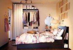 Decorar un dormitorio con poco dinero