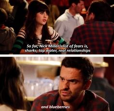 Nick Miller is the bomb - Nick Miller is the bomb Source by - New Girl Memes, New Girl Funny, New Girl Quotes, Girl Humor, New Girl Tv Show, Collateral Beauty, Jessica Day, Tv Show Quotes, Film Quotes