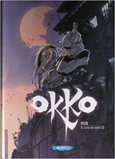 El Callejón de las Historias: RESEÑA: Saga Okko - Hub