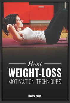 Popular Weight-Loss Motivation Tips