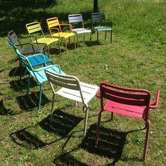Emu Star stoel (set van 2). Op zoek naar kleurrijke #tuinstoelen? Dan ben je bij #Emu aan het goede adres! #tuinstoel #design #Flinders