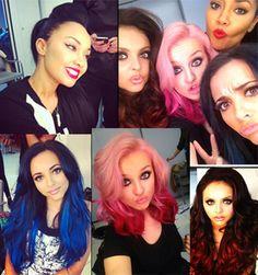 Little Mix: ¡cambio de look radical!