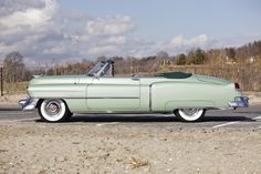 1951 Cadillac Sixty-Two Convertible
