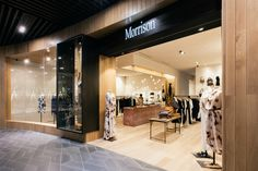 Morrison Emporium, designed by Matthews & Scavalli Architects. Photography by Amelia Stanwix Amelia, Architects, Melbourne, Divider, Retail, Projects, Room, Photography, Furniture
