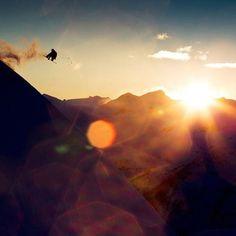 snowboarding wow  effect