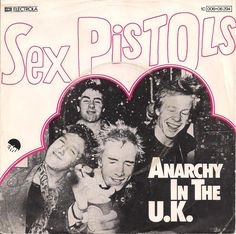 Sex Pistols - Anarchy In The U.K. [1977]
