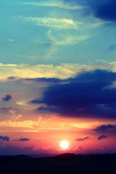 Sunset Wallpaper.