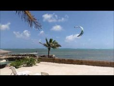 KITESURFING on a breezy day in BELIZE!!!  Kiteboarding Ambergris Caye - VIDEO - http://worldofkitesurfing.com/kitesurf/videos-kitesurf/kitesurfing-on-a-breezy-day-in-belize-kiteboarding-ambergris-caye-video/