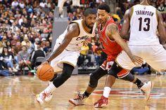 Chicago Bulls v Cleveland Cavaliers - Pictures - Zimbio