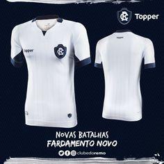 4d5603e7e Camisas Topper do Clube do Remo 2017-18 - Todo Sobre Camisetas