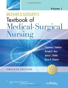 Brunner+and+Suddarth's+Textbook+of+Medical-Surgical+Nursing+(2VOL+Set),+12th+edition+(+PDF,eBook+)