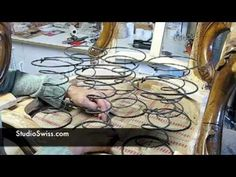 Ok this lady has a whole bunch of videos that show a chair being upholstered from start to finish!!!  Springs: Tying and Sewing, part 1