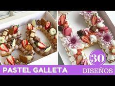 PASTEL GALLETA ♥ 30 DISEÑOS - YouTube