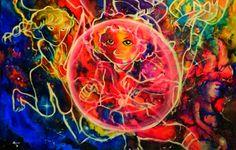 Steven Universe Time Lapse Painting Video by Marika Segal