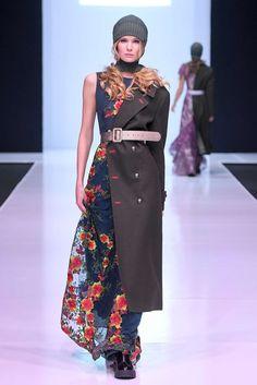 Elena Shipilova  A/I 2017 Mosca - Womenswear